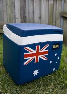 Aussie esky