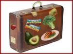 Healthy suitcase