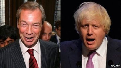 Boris and Nigel