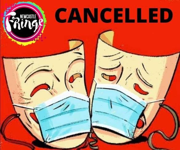 Covid-19 comedy tragedy masks